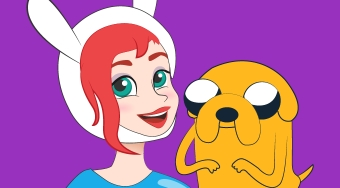 Ariel Adventure Time Fan | Free online game | Mahee.com