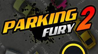 Parking Fury 2 - online game | Mahee.com