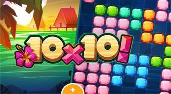 10x10! Hawaii - online game | Mahee.com
