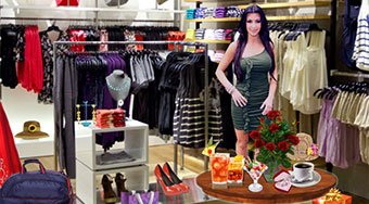 Kim Shopping Time
