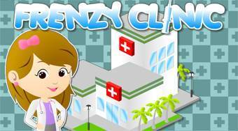 Frenzy Clinic - Game | Mahee.com