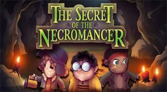 The Secret of the Necromancer - Game | Mahee.com