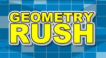 Geometry Rush | Free online game | Mahee.com