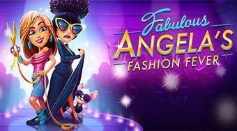 Fabulous Angela's Fashion Fever - jeu en ligne | Mahee.fr