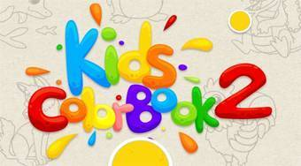Kids Color Book 2 | Free online game | Mahee.com