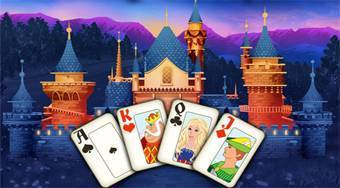 Magic Towers Solitaire - online game | Mahee.com