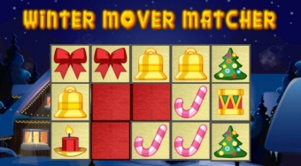 Winter Mover Matcher - Game | Mahee.com