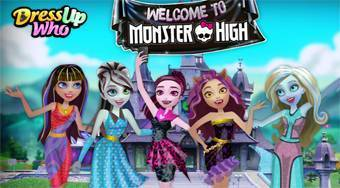Welcome to Monster High | Mahee.com