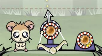 Bubble Hamsters - online game | Mahee.com