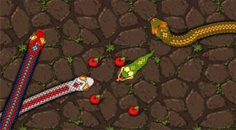 Snake Attack - online game | Mahee.com