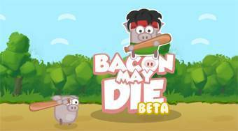 Bacon May Die - online game | Mahee.com