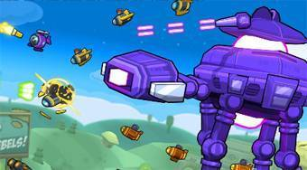 Toon Shooters 2 | Free online game | Mahee.com