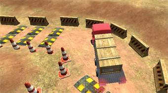 Heavy Truck Parking - Game | Mahee.com