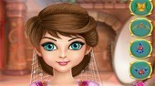 Princess Hairdo