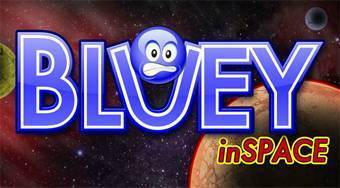 Bluey in Space | Free online game | Mahee.com