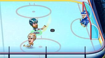 Hockey Legends | Free online game | Mahee.com