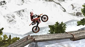 Moto Trials Winter 2 | Mahee.com