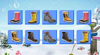 Stylish Winter Boots Memory