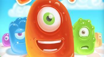 Jelly Madness | Free online game | Mahee.com