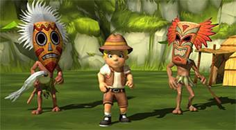 Tropic Adventure - online game | Mahee.com