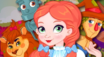 Dorothy's Adventures In Oz - Game | Mahee.com