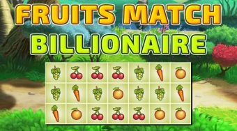Fruits Match Billionaire - Game | Mahee.com