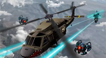 Chopper Assault - online game | Mahee.com
