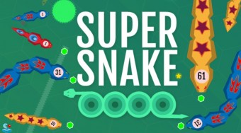 Supersnake.io | Free online game | Mahee.com