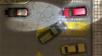 Parking Fury 3 - online game | Mahee.com