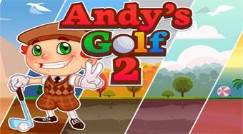 Andy's Golf 2 - online game | Mahee.com