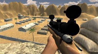 Ghost Sniper - Game | Mahee.com