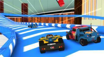 Burning Wheels Showdown - online game | Mahee.com