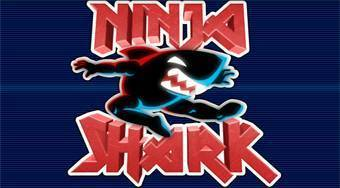 Ninja Shark - Game | Mahee.com