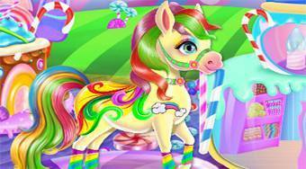 Pony Candy Dinner Time | Mahee.com