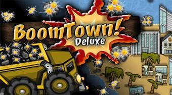 BoomTown! Deluxe Lite Edition | Free online game | Mahee.com