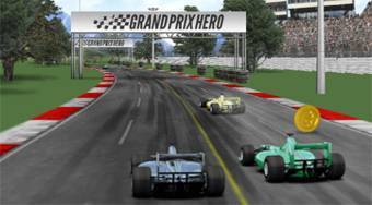 Grand Prix Hero - Game | Mahee.com