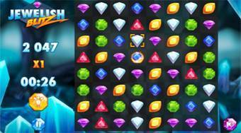 Jewelish Blitz! | Free online game | Mahee.com