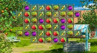 Dream Fruit Farm - jeu en ligne | Mahee.fr