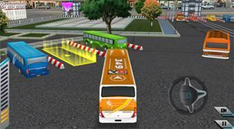 Bus Parking 3D World 2 - Game | Mahee.com