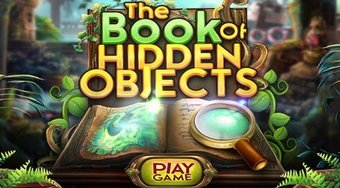 The Book Hidden Object | Free online game | Mahee.com