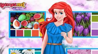 Play Ariel Spring Color Combos