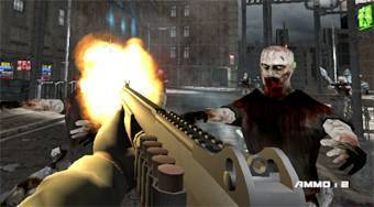 Rise of the Zombies 2 | Free online game | Mahee.com
