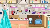 Princess Modern Kitchen Decoration