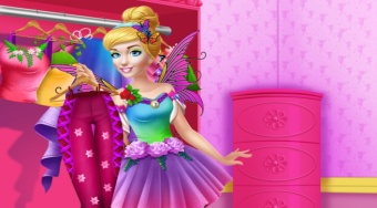 Fairy Princess Dresser 2 - online game | Mahee.com
