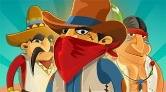 Tap Tap West | Free online game | Mahee.com