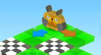 Owl Step | Free online game | Mahee.com