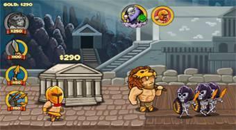 Heroes of Myths - Game | Mahee.com