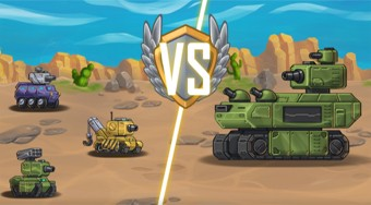 Tanks Squad - online game | Mahee.com