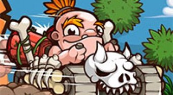 Stone Age Racing - online game | Mahee.com