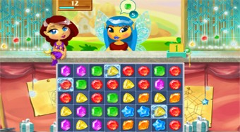 Magic Jewels | Free online game | Mahee.com